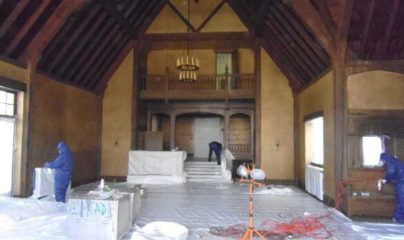 Abestos Removal Preparation